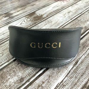 Gucci sunglasses! Case included.